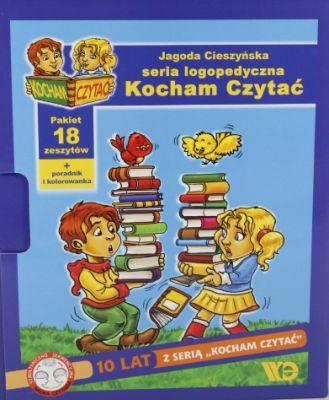 Zeszyty kocham czytać
