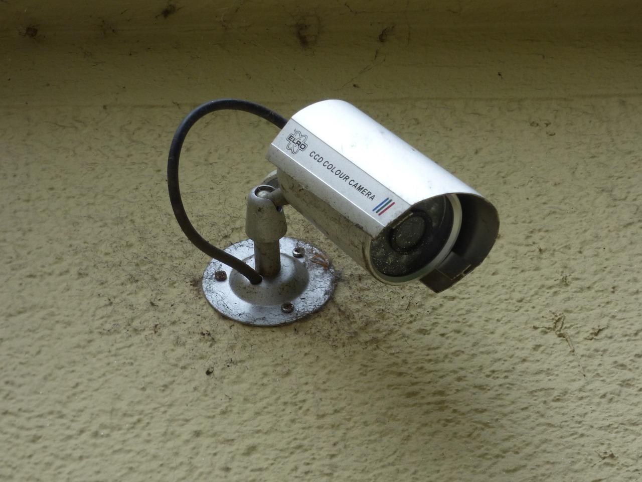 kamera zewnętrzna