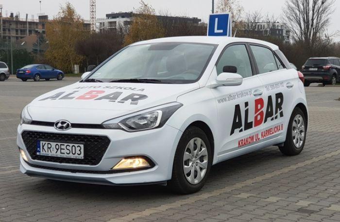 prawo jazdy Kraków Albar